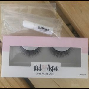 Red Aspen Lashes